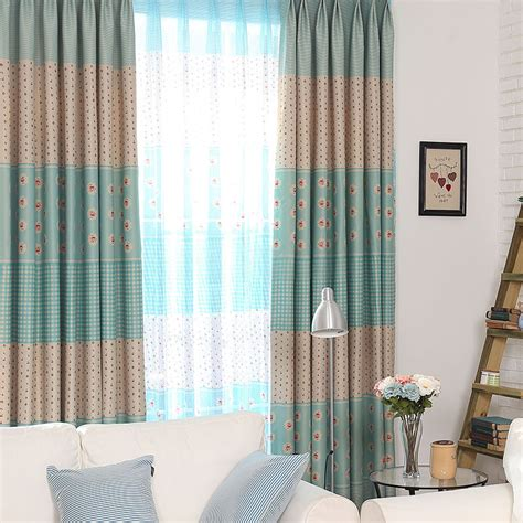 kids blackout curtains chic polyester full blackout home window curtains for kids