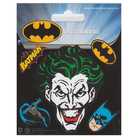 Bike Sticker Joker batman joker 5 self adhesive vinyl sticker decal