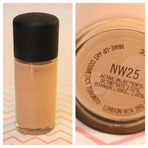 Mac Nw25 Foundation editors and style favourites february 2013