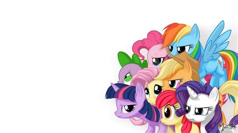 wallpaper little pony free my little pony wallpapers wallpaper cave
