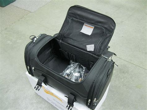 Motorcycle Rack Bag by Purchase Tr 3300 De Saddlemen Deluxe Rack Bag Luggage 3515