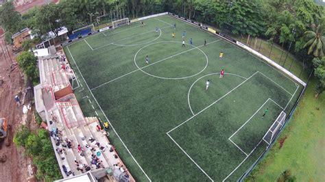 Mini Shoes Kulit Sintetis Tas 5 lapangan sepak bola terbaik di jakarta maskoolin