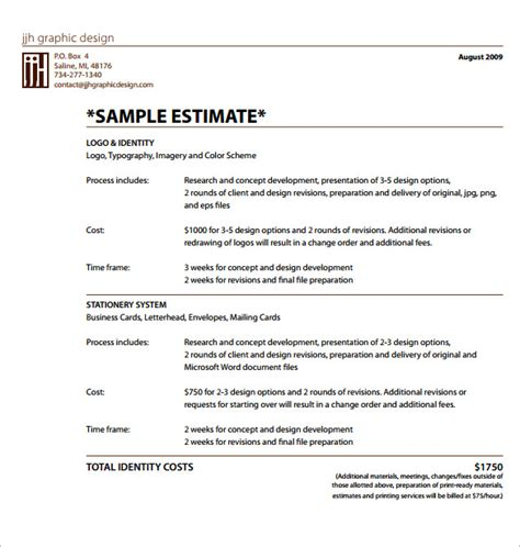 bottom up estimating template cost estimate template here is preview of another sle