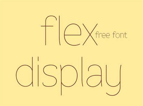 simple font design online 14 new free thin fonts designbeep