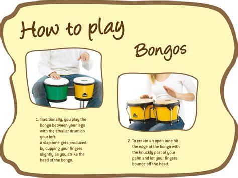how to play bongos nino 174 percussion
