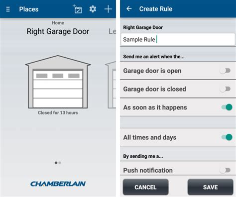 Myq Garage Door Opener App Chamberlain 1 1 4 Hp Myq Wifi Garage Door Opener Review One Project Closer