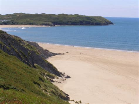 Rhossili Bay Cottages by Two Self Catering Cottages And Apartment In