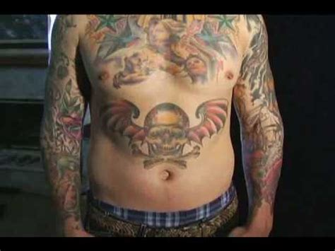 a7x tattoos avenged sevenfold tour