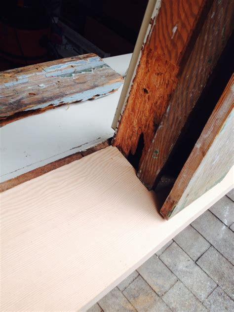 Hardwood Window Sill Window Sill Replacement West Wind Hardwood