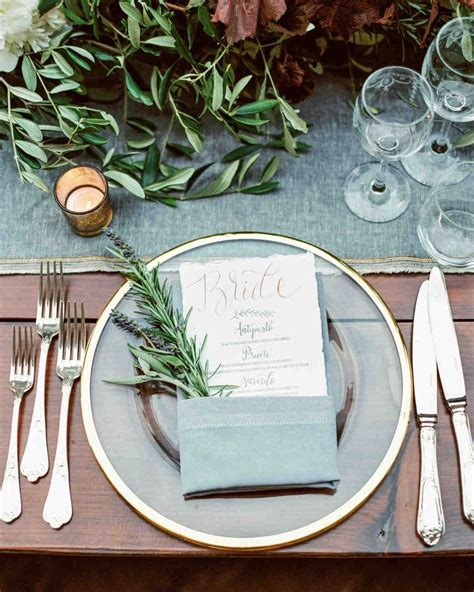 place setting ideas 25 best ideas about wedding place settings on pinterest