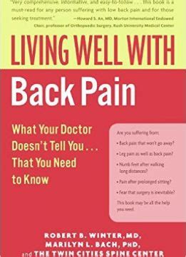 living english 1 bach 9963489877 living well with back pain what your doctor doesn t tell you that you need to know download