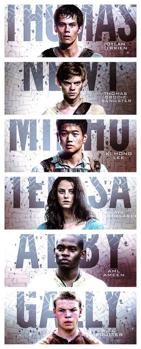 maze runner film nothing like book 9 best the maze runner project images on pinterest maze