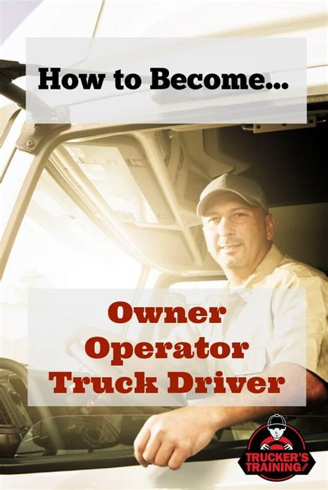 how to become a monster truck driver for monster jam how to become an owner operator truck driver truckers