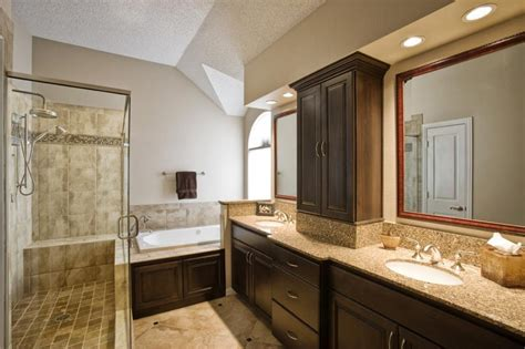 master bathroom remodels get an excellent and a luxurious bathroom outlook by