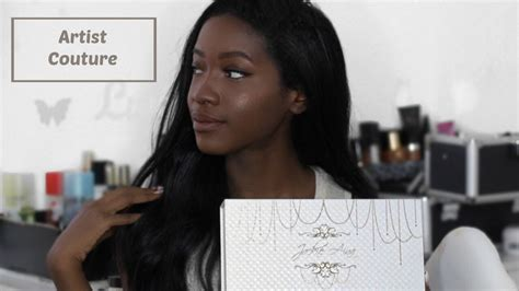 Aina Set a look at artist couture glow powders jackie aina