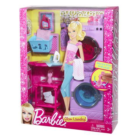 barbie glam bedroom mattel barbie glam laundry furniture set x7938 great