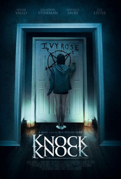 film knock knock knock knock short film poster sfp gallery