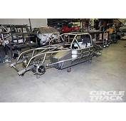 Super Late Model Chassis With A Twist  Hot Rod Network