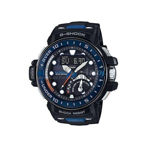 Jam Tangan G Shock Cwe jam tangan original casio g shock gulfmaster gn 1000b 1a g shock
