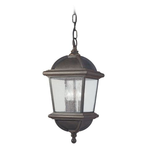Williamsburg Light Fixtures Sea Gull Lighting 6043 85 Gold Patina Charleston 3 Light Outdoor Mini Lantern Pendant