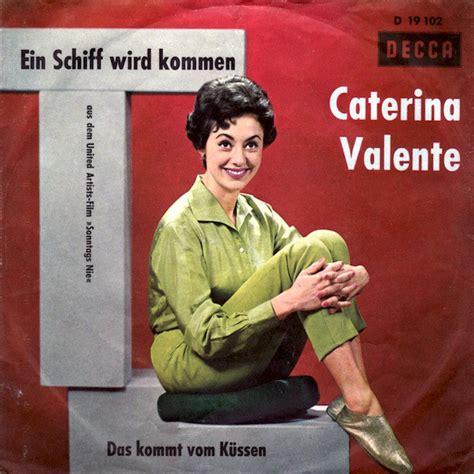 caterina valente ein schiff wird kommen caterina valente ein schiff wird kommen vinyl at discogs