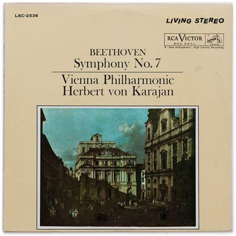 beethoven symphony 7 lsc 2536 beethoven symphony no 7 vienna