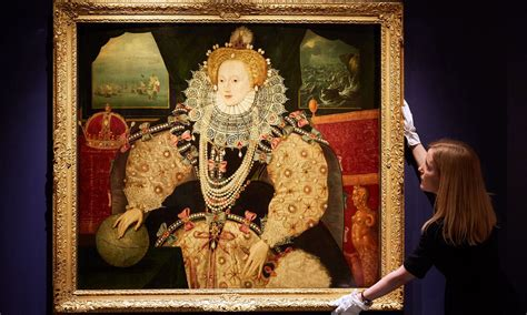 armada portrait elizabeth i armada portrait saved thanks to fundraising