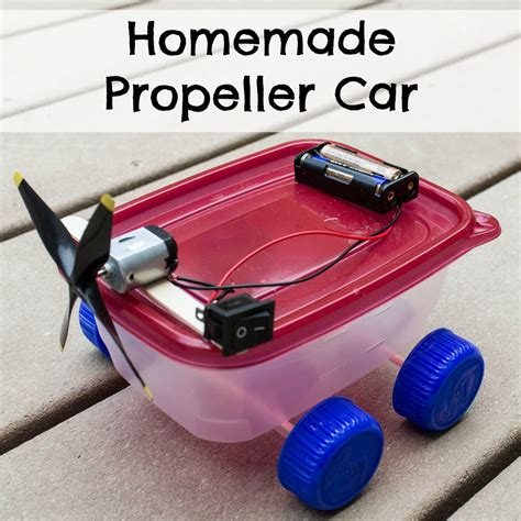 diy electrical engineering projects propeller car researchparent
