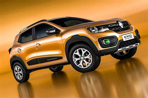Dacia Kwid 2019 by Renault Kwid Outsider Could Launch By 2019 To Be More Of