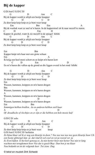 De Kapper by De Kapper Thema Kapper