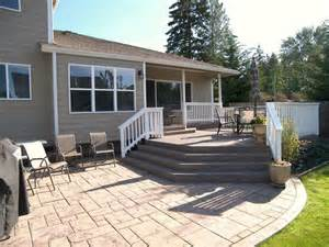 deck and patio deck ideas