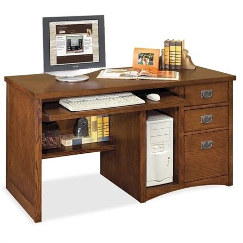 Kathy Ireland Desk by Kathy Ireland Home By Martin Mission Pasadena Deluxe Wood