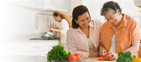 benefits of senior elder home care services in home
