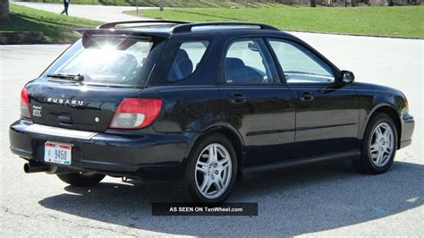 subaru station wagon wrx 2003 subaru impreza wrx sport wagon automatic related