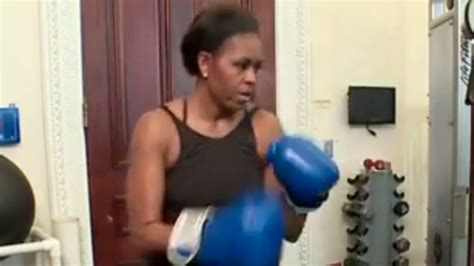 barack obama and michelle ponting michelle obama reveals how to workout flotus style on twitter