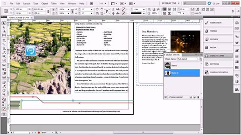 indesign tutorial for digital publishing adobe indesign cs5 5 digital publishing magazine tips for