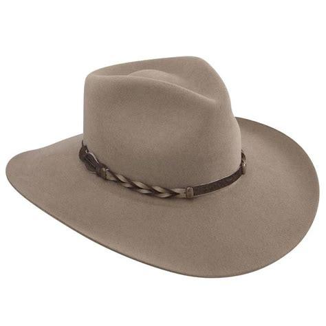 Felt Hats By Mademoiselle Ombrelle 2 by Stetson Drifter 4x Buffalo Fur Felt Hat Vaqueros Padres