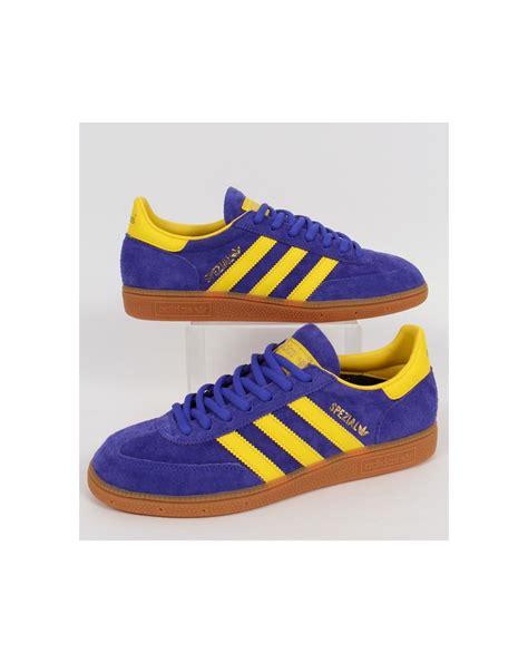 adidas handball spezial adidas handball spezial trainers nightflash yellow originals