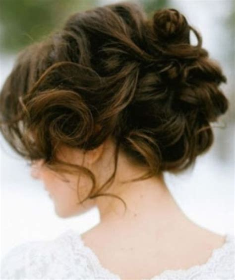 Wavy Prom Hairstyles by 15 Exquisite Prom Updos For Hair