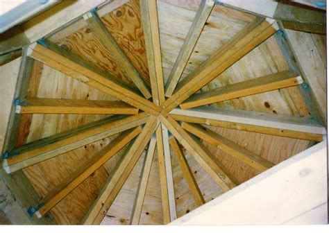 How To Build A Pyramid Roof Pyramid Roof General Discussion Contractor Talk