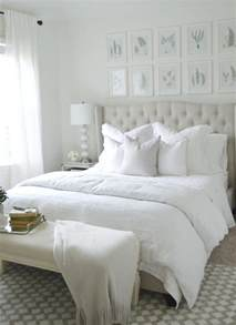 White Bedroom Decorating Ideas the ultimate white bedroom pottery barn