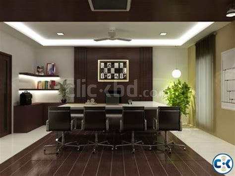 Manager Cabin Interior by Modern Office Cabin Interior Design Clickbd