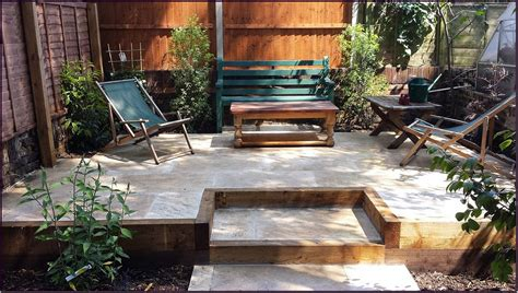 Raised Patio Designs Add Value To Your Home By Creating Raised Patio Ideas