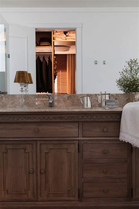 staining bathroom cabinets darker 1000 ideas about dark stained cabinets on pinterest