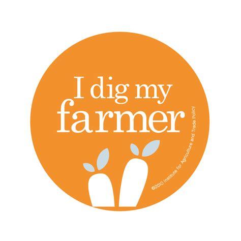 i dig my i dig my farmer promotional materials iatp