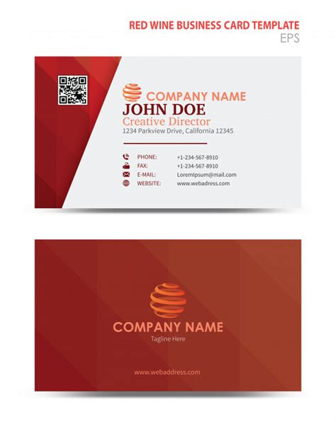 Wine Business Card Templates Free by Free Business Card Template Wine Gallery Card Design And