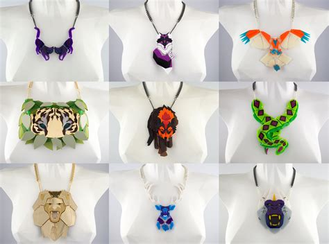 how to make acrylic jewelry kitsch the most acrylic jewelry