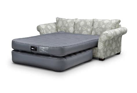 sofa bed air mattress reviews sofa bed with air mattress for rv sofa review