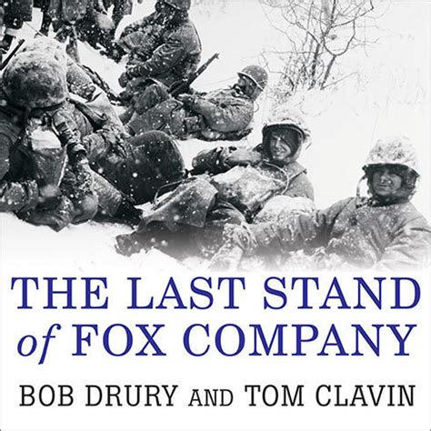 The Last Stand Of Fox Company Audiobook Listen Instantly