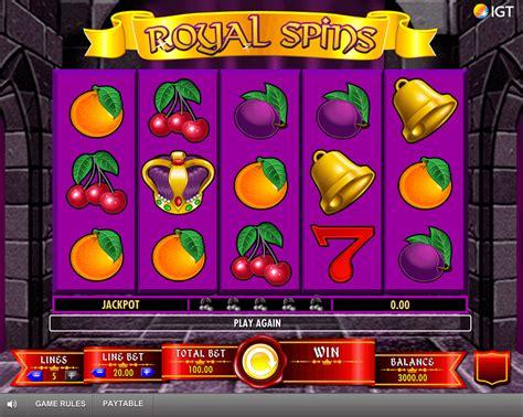 royal spins slot machine uk play  games